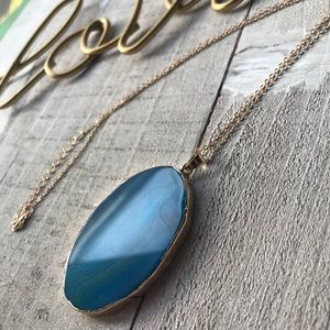 Jewelry - Natural Stone Necklace ♥️